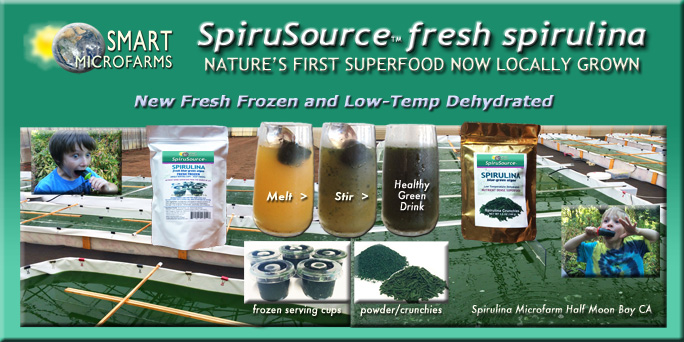 SpiruSource Spirulina